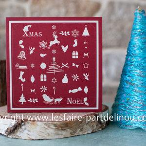 Cartes de Noël et Bonne Année